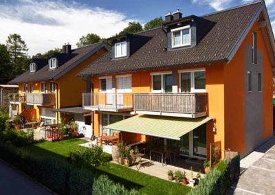 Reihen- und Doppelhäuser Puch